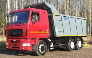 Самосвал МАЗ 6501В9